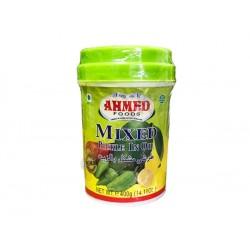 Суміш овочів маринована 400 г., Міксед Пікл, Ahmed foods Mixed Pickle, вся Индия в одной банке!, Аюрведа,