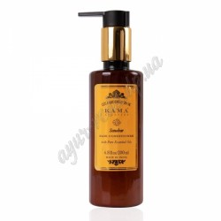 Шампунь Санобар Кама Аюрведа, 200 мл., Kama Ayurveda Sanobar Hair Cleanser (Shampoo) with Pure Essential Oils, Аюрведа,