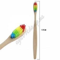 Зубная щётка Активная защита Патанджали, Patanjali Active Care Toothbrush.