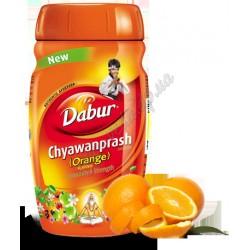 Чаванпраш с Апельсином Дабур, Chawanprash Oranges Dabur 500 грамм