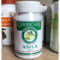 Амла ГудКэр, экстракт, Амалаки каплсулы, повышение иммунитета, Goodcare Amla