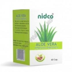 Алоэ Вера Нидко, экстракт, улучшение работы желудка, противовоспалительный эффект, Nidco Aloevera