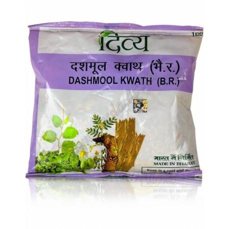 Дашмула в порошке, Дашмула чурна, Дашамула чурна, Dashmul kwath, Dashmoola churna, приводит в норму гормональные органы