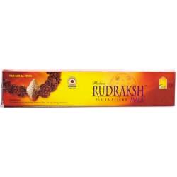 Благовоние Рудракша Мала аромат Рудракши и Ладана, Rudraksh Mala Padma Parfumery Works, 15ароматических палочек