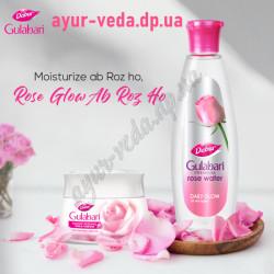 Розовая вода Дабур Гулабари, Dabur Gulabari Premium Gulab Jal, 59мл