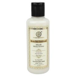 Кондиционер Кхади Шикакай Мёд, Khadi Hair Herbal Conditioner Shikakai & Honey, 210мл