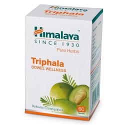 Трифала Хималая очищение и омоложение, Triphala Himalaya, 60капсул