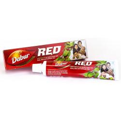 Красная Зубная паста Дабур Ред, от парадантоза, DABUR RED, 100грамм
