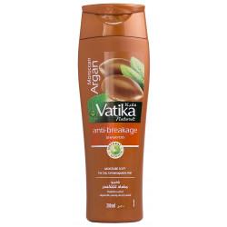 Шампунь Дабур Ватика Мягкое увлажнение c Аргановым маслом, для сухих волос, Dabur Vatika Argan Shampoo Moisture Soft, 200мл