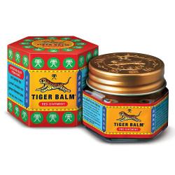Тигровый Бальзам Красный, Tiger Balm Red, Elder, 21 грамм