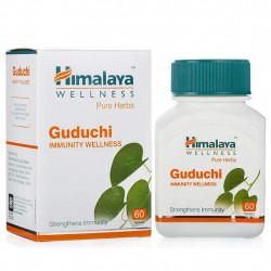 Гудучи Хималая укрепление иммунитета, Guduchi Himalaya 60 таблеток