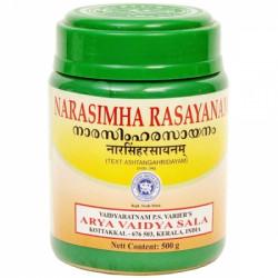Нарасимха Расаяна, предотвращает старение, поддерживает иммунитет, Narasimha Rasayana, Kottakkal Arya Vaidya Sala, 500грамм
