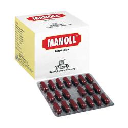 Манолл Чарак, Manoll Charak, натуральный минерально-травяной антиоксидант