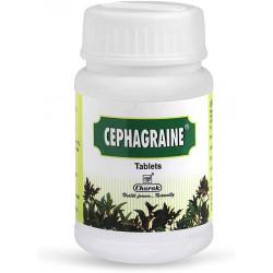Сефаграин Чарак, лечение мигрени и хронических головных болей, Cephagraine Charak, 40таблеток