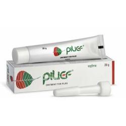Пилеф мазь, аюрведическое средство от гемороя Чарак, Pilief Ointment Ayurvedic Herbal Medicine for Piles, Hemorrhoids Charak