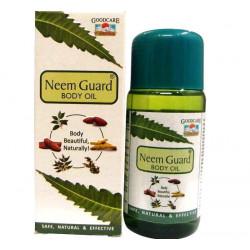 Масло для тела Ним Гард, Neem Guard Goodcare, Аюрведическое массажное масло