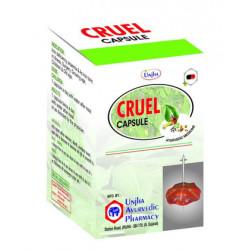 Круэль 15 кап., Cruel UAP Unjha, обеспечивает полную силу и жизнеспособность организму.