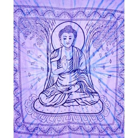 "Покрывало ""Бог Шри Будда"", охра"