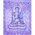"Покрывало ""Бог Шри Будда"", сиреневое"