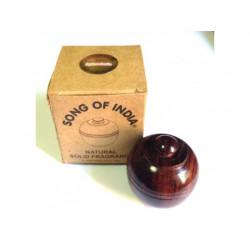 Сухие Духи Сосредоточение Сердца в деревянной упаковке, Песня Индии, Song of India, R.Expo, Heart Erection, Natural Fragrant Oil