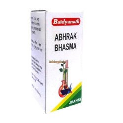Абхрак Бхасма, Abhrak Bhasma, Baidyanath