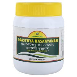 Агастья Расаянам лечение Астмы и Бронхита, Agastya Rasayanam, Nagarjuna, 500грамм