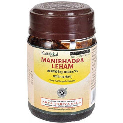 Манибхадра Лехья, нормализирует работу организма, Manibhadra Lehya, Arya Vaidya Pharmacy