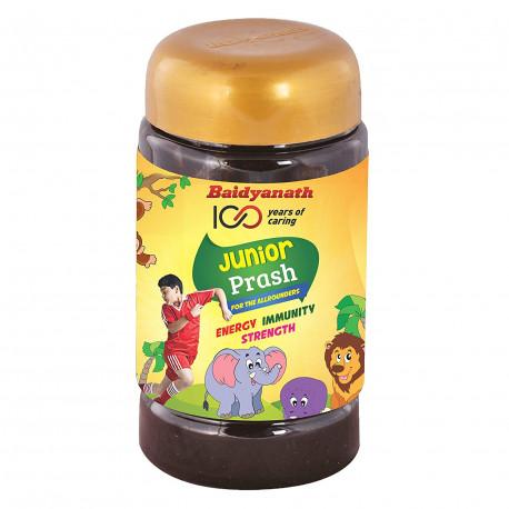 Чаванпраш Байдьянатх Джуніорпраш для дітей, 1,0 кг., Baidyanath Chyawanprash Junior Prash, Джуниорпраш, потужна комбінація