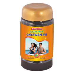 Чаванпраш диабетический Чаван-Вит без сахара 500 г. Байдьянатх, Baidyanath Sugar Free Chyawan-Vit, Аюрведа.
