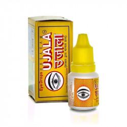 Глазные капли Уджала, Ujala B.C. Hasaram & Sons, 10 мл