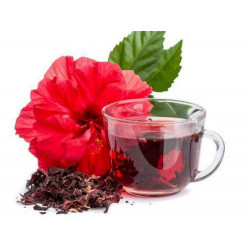 Чай Каркаде, 100 грамм, сушёные цветы Гибискуса