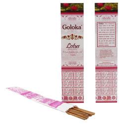 Благовоние Goloka Lotus Голока Лотос с ароматом Лотоса