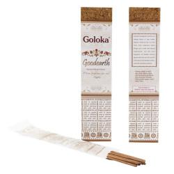 Благовоние Goloka GoodEarth Голока Гудерз с ароматом Святой Земли