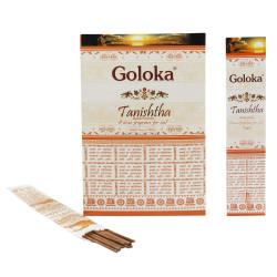 Благовоние пыльцовое Голока Таништха, Goloka Tanishtha