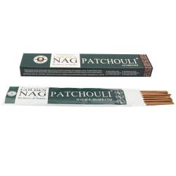 Благовония Патчули Golden Nag Patchouli, 15 грамм