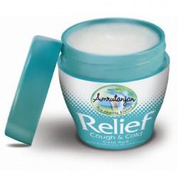 Бальзам от простуды Амрутанджан Релиф, Amrutanjan Relief Cough & Cold Rub, 30грамм