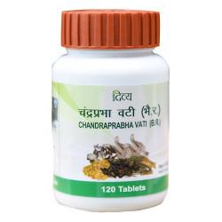 Чандрапрабха Бати Патанджали, Divya Chandraprabha Vati Patanjali, противовоспалительное, тонизирующее, очищающее средство