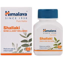 Шаллаки экстракт Хималая, Shallaki Himalaya, 60 капсул