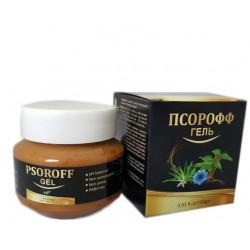 Гель от псориаза Псороф, Psoroff gel, 100 грамм