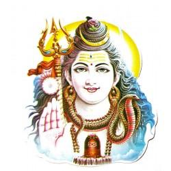 Стикер-наклейка Шри Кришна, Индуистские божества №18