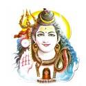 Наклейка Шри Шива, Индийские Божества