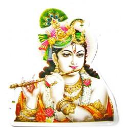 Стикер-наклейка Шри Кришна, Индуистские божества №24