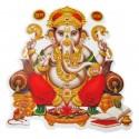Наклейка Шри Ганеша, Индийские Божества