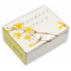 Аюрведическое мыло Жасминовое, Gulabsingh Jasmine, без животных жиров 75 грамм