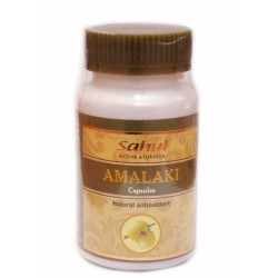 Амалаки Расаяна Сахул омолаживающее средство, Amalaki Capsules Sahul 60 капсул