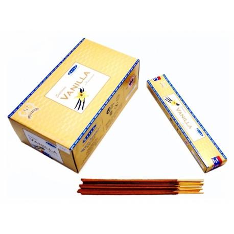 Натуралные ароматические палочки Ванильные, Supreme Vanilla Satya