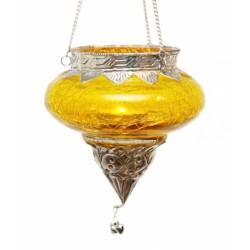 Светильник подвесной в арабском стиле Арт.DL9560 Желтый