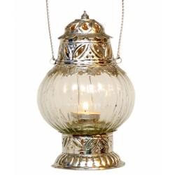 Светильник настольный в арабском стиле. Арт.DL13 Прозрачный