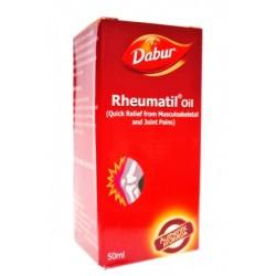 Ревматил масло Дабур, лечение артрита, остеоханроза, ишиаса, Rheumatil oil Dabur, 50мл