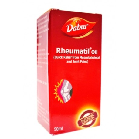 Ревматил масло Дабур, Rheumatil oil Dabur 50ml